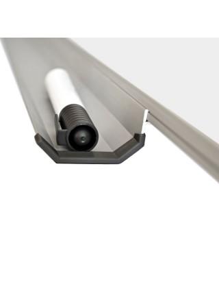 Магнитная маркерная доска 150х120 см, УЦЕНКА №29
