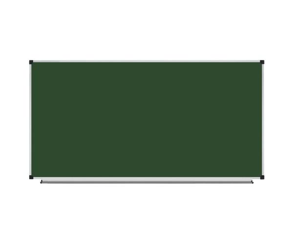 Школьная доска магнитная меловая 120х100 см, УЦЕНКА №90