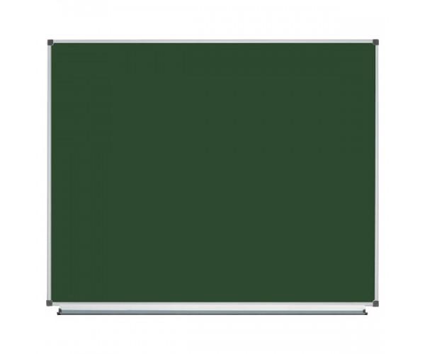 Школьная доска магнитная меловая 150х120 см, УЦЕНКА №28