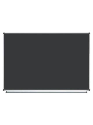 Школьная доска меловая чёрная 150х100 см