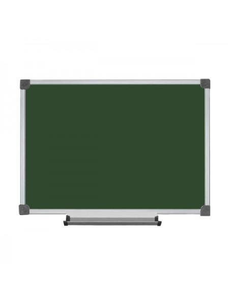 Школьная доска магнитная меловая 50х35 см