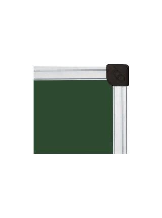 Школьная доска магнитная меловая 100х75 см, УЦЕНКА №5