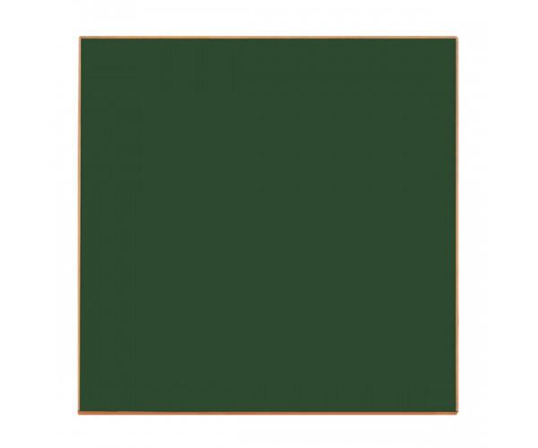 Доска в деревянной окантовке 100х100 см