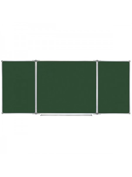 Школьная доска меловая/маркерная/комбинированная, 5 пов., 400х120 см