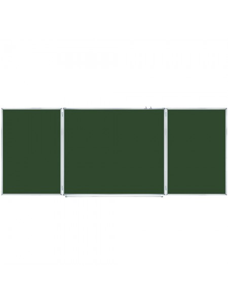 Школьная доска ЭРУДИТ меловая/маркерная/комбинированная, 400х120 cм