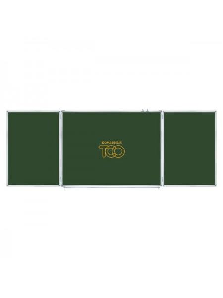 Школьная доска ЭРУДИТ меловая/маркерная/комбинированная, 300х100 cм