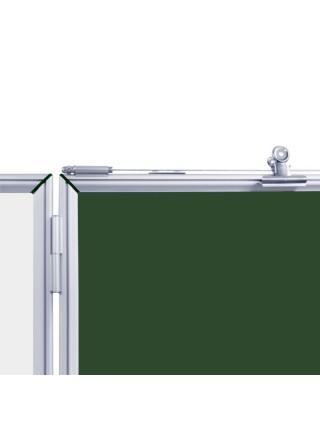 Школьная доска ЭРУДИТ меловая с расчерчиванием, 300х100 cм УЦЕНКА!