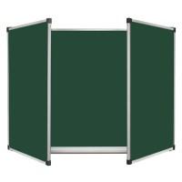 Magnetic Cermet Chalk Classroom Board 300х100 cm