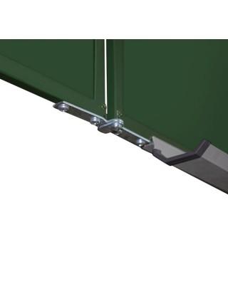 Школьная доска меловая/маркерная/комбинированная в металлополимерном профиле, 400х100 cм