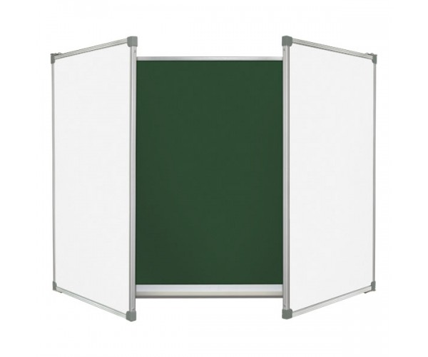 Magnetic Chalk Combined Classroom Board 400х100 cm, SALE!