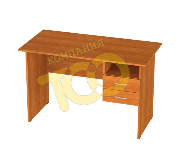 Стол письменный, 2 ящика