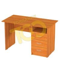 Стол письменный, 3 ящика