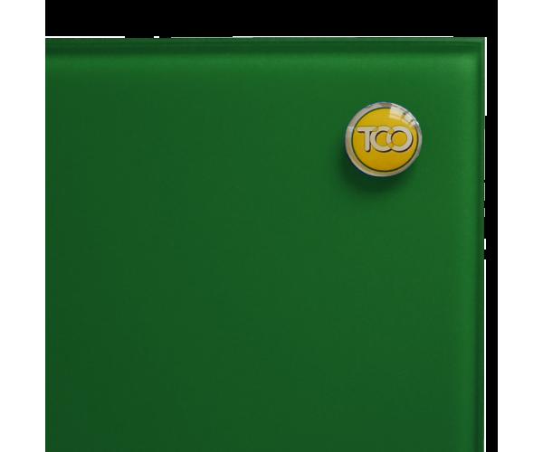 Стеклянная доска магнитно-маркерная, 100х100 см