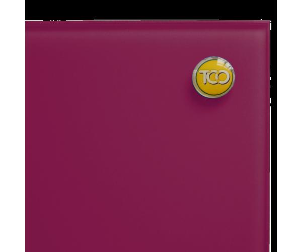 Стеклянная доска магнитно-маркерная, 60х40 см
