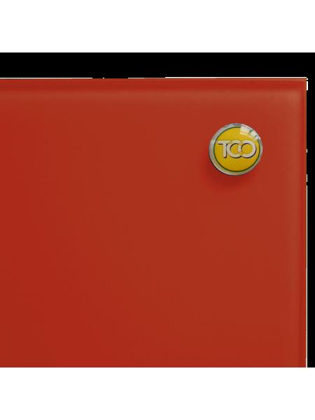 Стеклянная доска магнитно-маркерная, 45х45 см