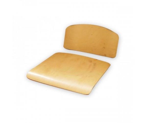 Фанера обработанная (стул)