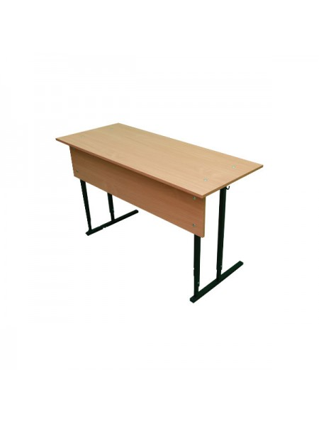 Convertible Double-Seater Desk with Horizontal Table Top (STANDART)