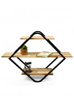 Wall shelf hinged Loft