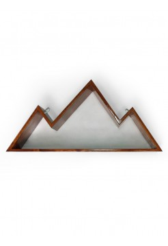"Wall shelf hinged ""Mont Blanc"""