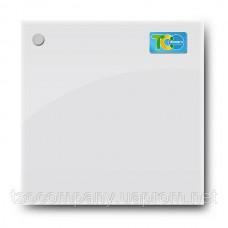 Стеклянная магнитно-маркерная доска (Белый цвет) 450*450мм