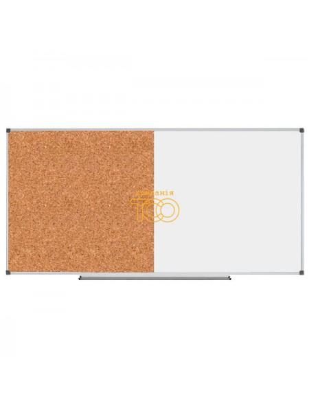 Combined Marker Cork Classroom Board 200х100 сm