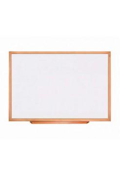 Classroom Wood-Mounted Whiteboard CLASSIC 100x65 сm