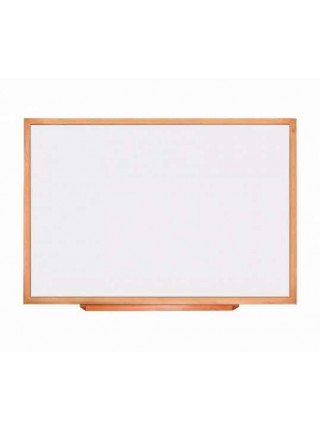 Board rotary of 89х80 cm + a single-surface board of 90х60 cm in a wooden profile