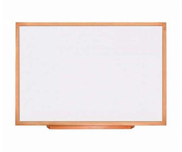 Classroom Wood-Mounted Whiteboard CLASSIC 90x60 сm