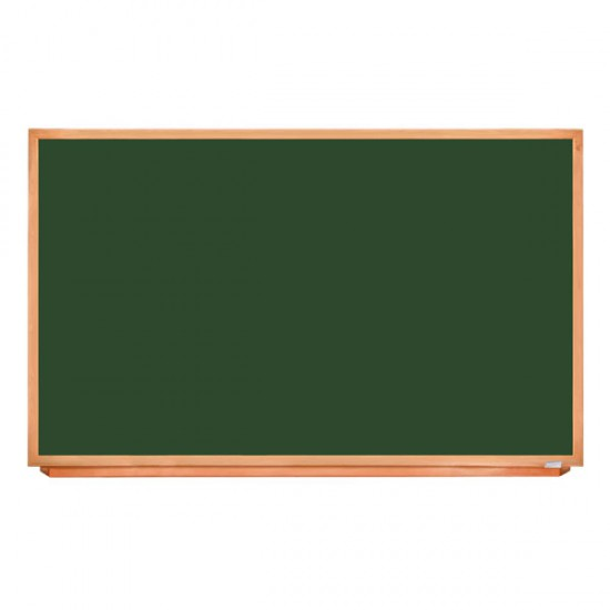 Classroom Wood-Mounted Board CLASSIC 200х120 сm