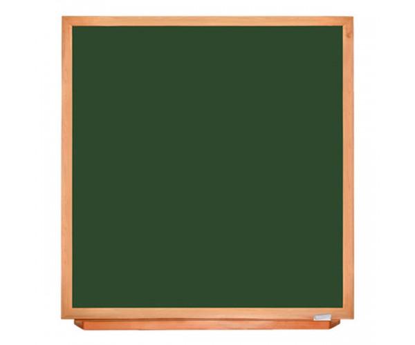 Classroom Wood-Mounted Board CLASSIC 100х120 сm