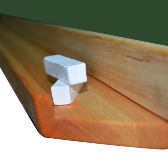 Classroom Wood-Mounted Board CLASSIC 240х100 сm