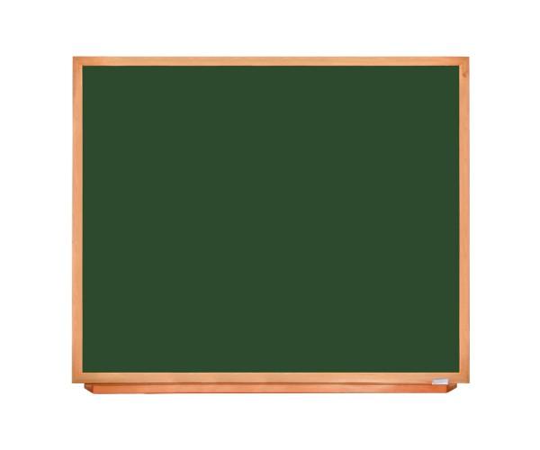 Classroom Wood-Mounted Board CLASSIC 150х120 сm