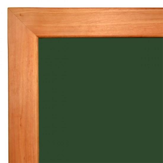 Classroom Wood-Mounted Board CLASSIC 150x100 сm