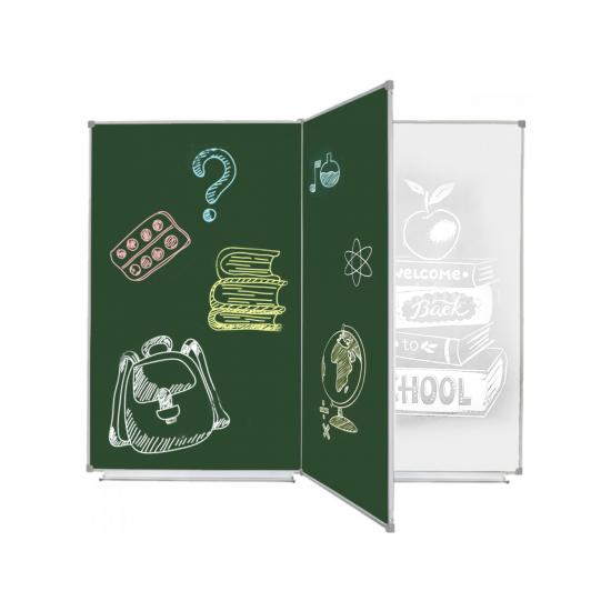 Magnetic Chalk/Combined Classroom Board 150х100 cm