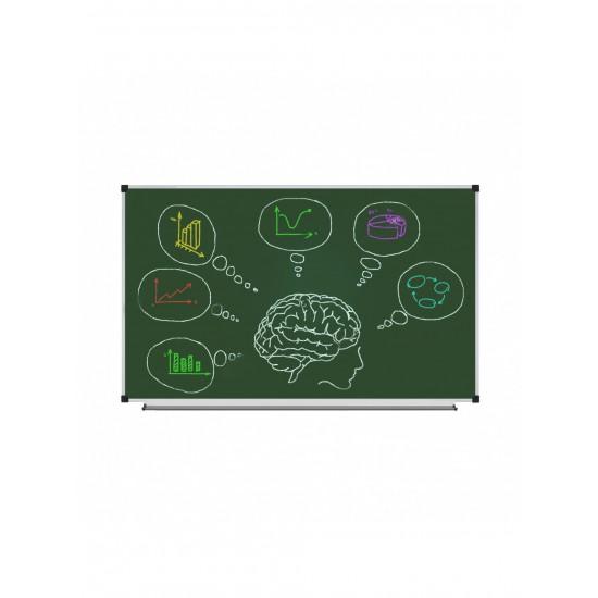 Magnetic Chalk Classroom Board, 2000х1200 mm