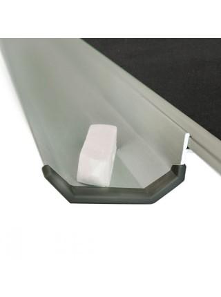 Magnetic Chalk Classroom Black Board 400х100 cm