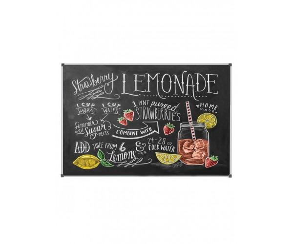 Chalkboard for restourant, 150х100 cm