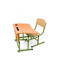 Student single set for NUSH (orange)