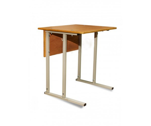 Convertible Single-Seater Desk GARANT With Horizontal Table Top