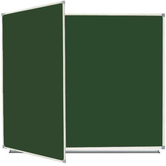 Magnetic Chalk Classroom Board 225x120 cm