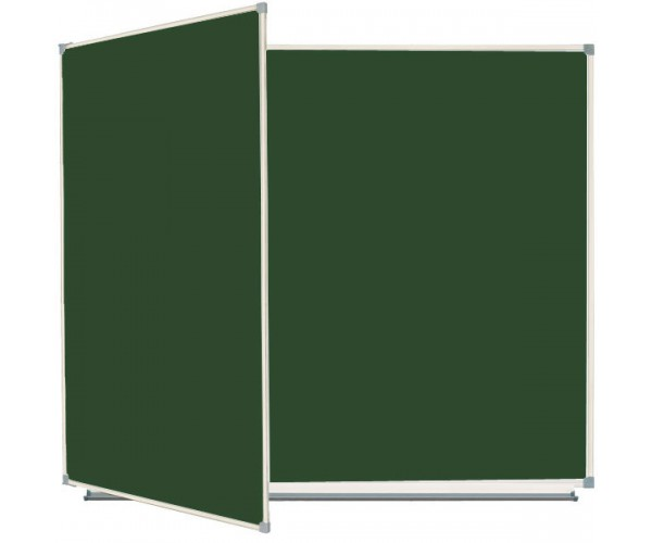 Magnetic Chalk Classroom Board 225x120 cm