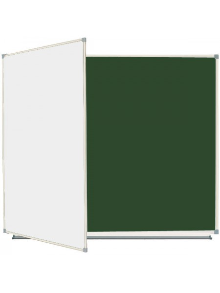 Magnetic Combined Classroom Board 225x120 cm