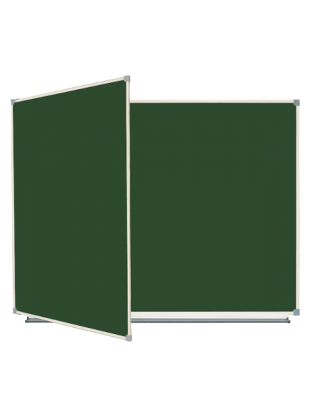 Magnetic Chalk Classroom Board 225x100 cm