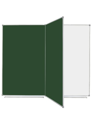 Magnetic Chalk/Combined Classroom Board 150х100 cm