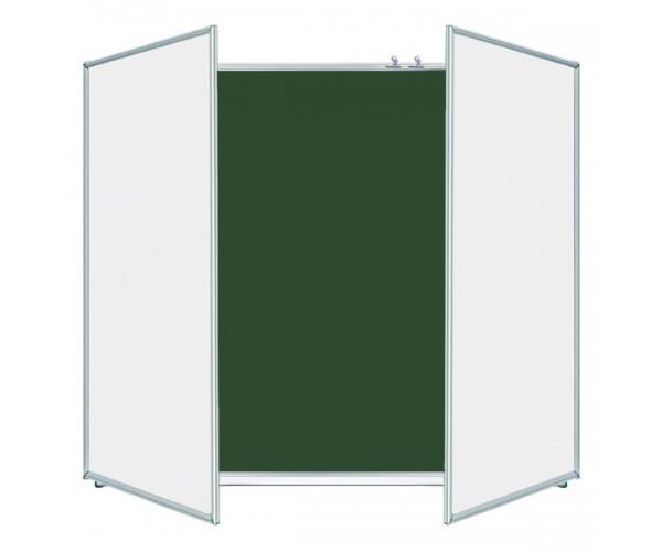 Classroom Board Chalk/Marker/Combined  ERUDITE, 300х120 cm