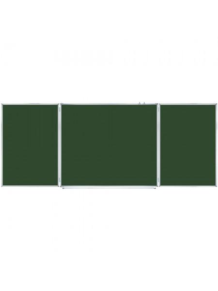 Classroom Board Chalk/Marker/Combined ERUDITE, 400х120 cm