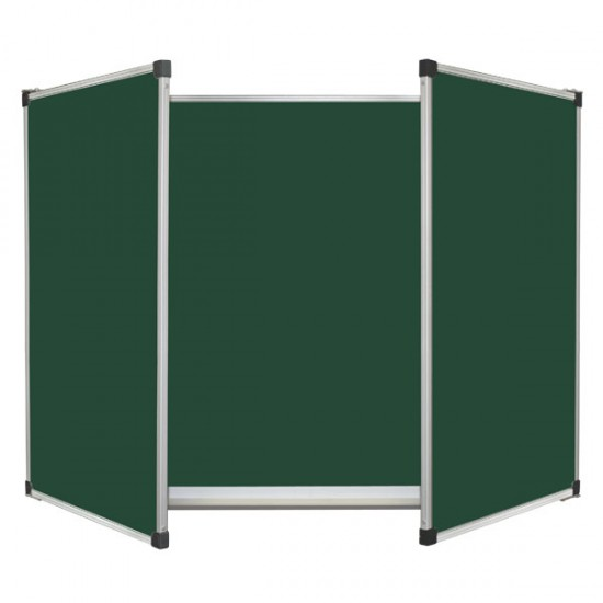 Magnetic Chalk Classroom Board 300х100 cm