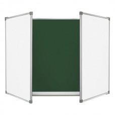 Magnetic Chalk Combined Classroom Board 300х100 cm
