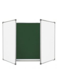 Magnetic Chalk Combined Classroom Board 300х100 cm