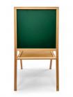 Combined Easel For Children ( 50х50 сm)